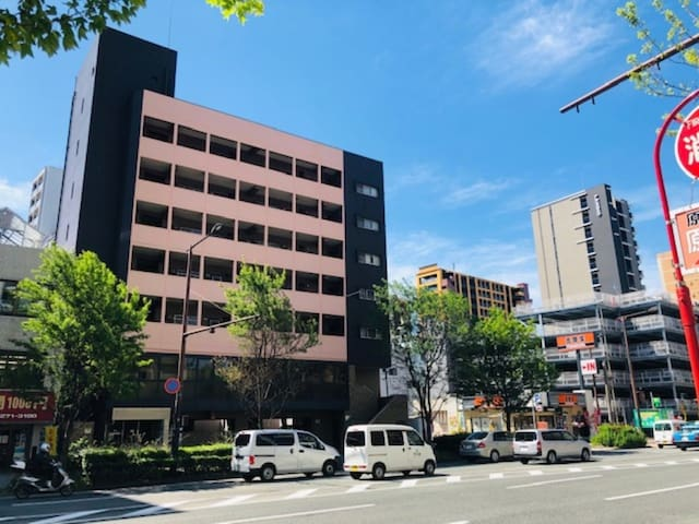 Central of Fukuoka★4Beds(52㎡)★Free Wifi&Parking
