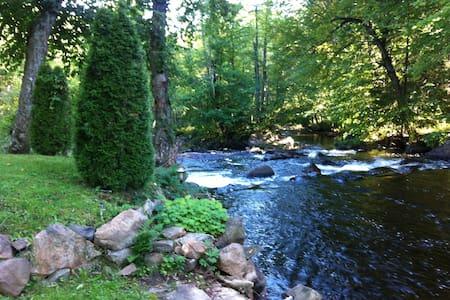 Petit  Paradis a 50 minutes de montreal - Brownsburg-Chatham - 牧人小屋