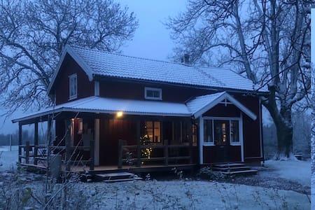 Naturskönt torp utanför Borås
