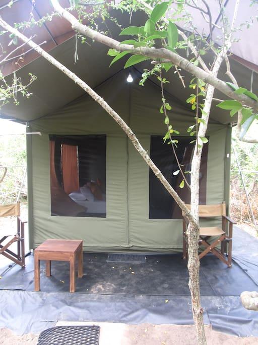 Comfort Tents