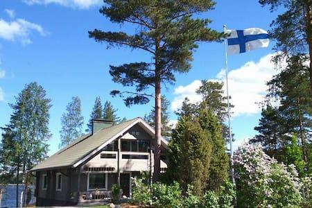 Luxurious Villa Saimaansini - Mikkeli