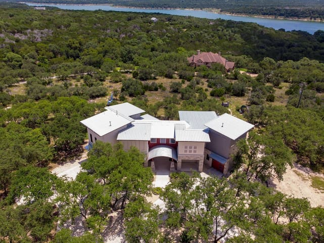 Lake Georgetown Private Guest Suite Hill Country Views