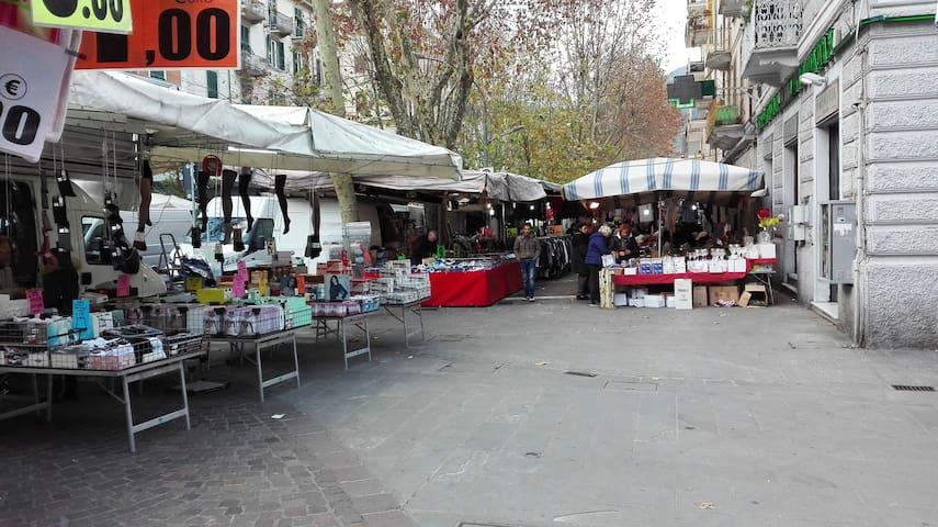 mercato viale garibaldi