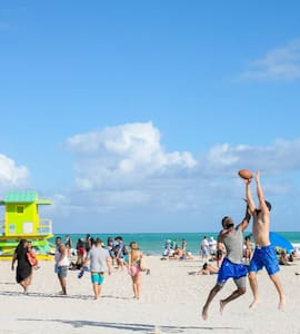Miami Beach A+ Location Across Beach