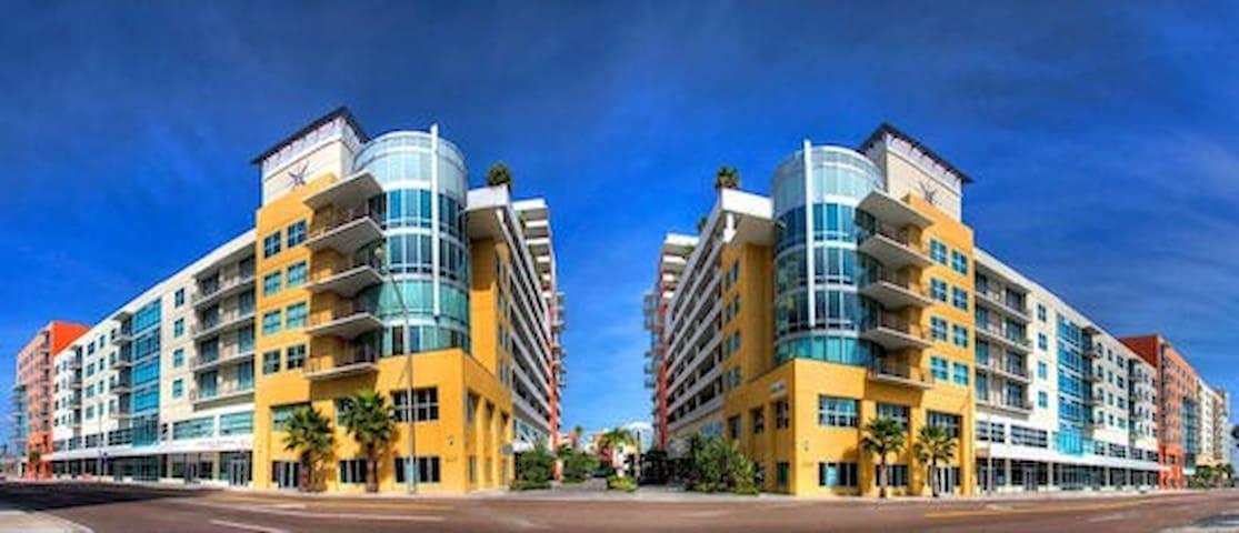 Luxury Condo in Channelside - Tampa - Condominio