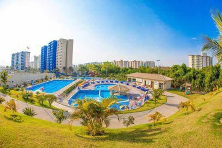 Grand hotel Golden Dolphin Caldas novas- Go