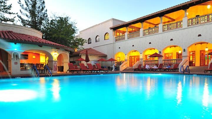 Sedona AZ Los Abrigados Resort & Spa