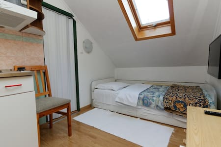 Single bedroom Guesthouse Pod Orehi - Kraberk