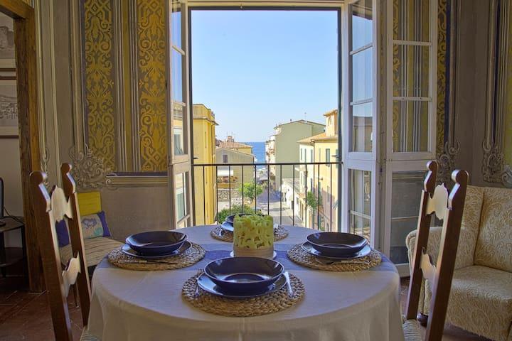 See view Flat, Elba Island, Tuscany