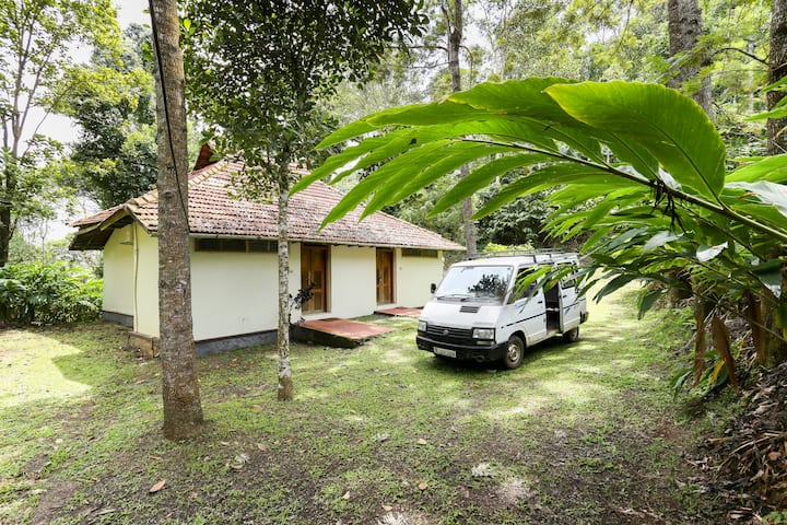 Tabernacle cottage (villa) Thekkady