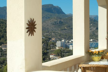 Nice apartment in Port de Sóller - โซลเลอร์