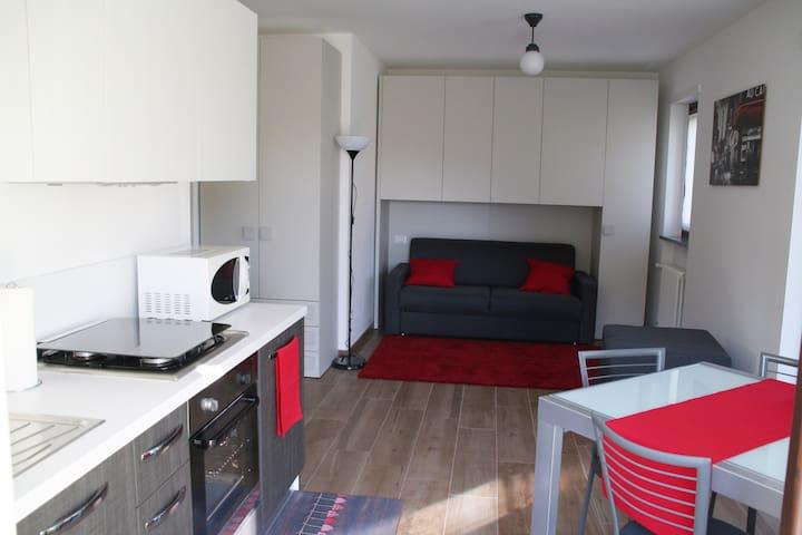 Appartamenti Morena ROSSO