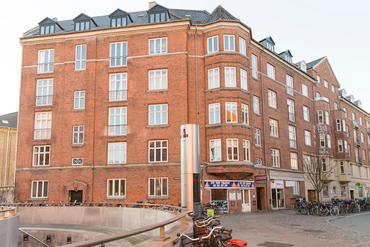Lovely apartment - best location - Kopenhaga
