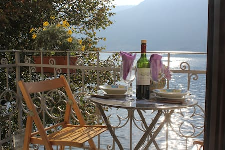 Apartment 2/4 people Lake Como