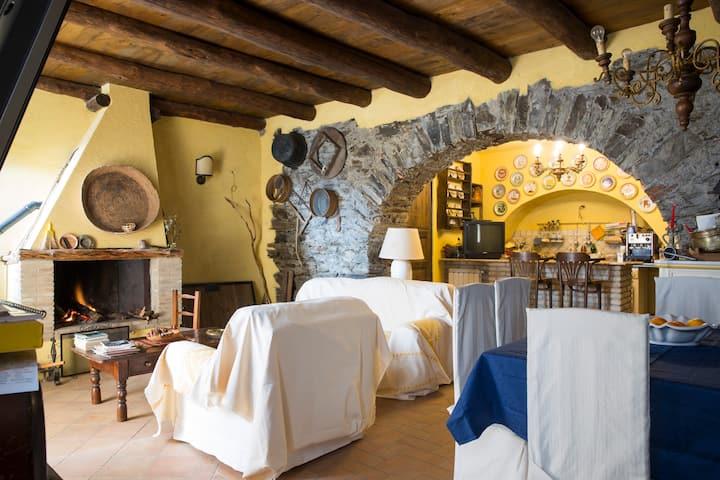 Sardinia best house holiday in Seui