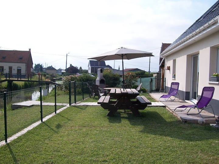 Gîte du Doulac, New house, 6 people, 150 m²