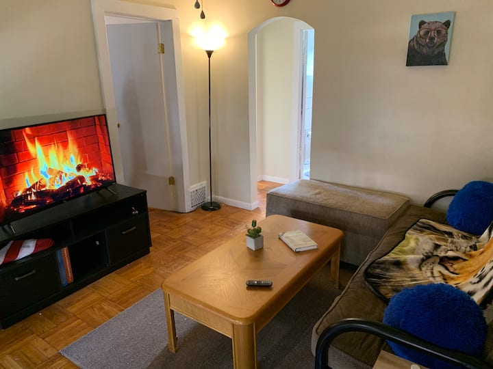 Extended stay 30+ day minimum in the heart of kzoo