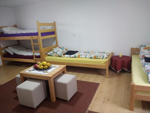 Bosanske piramide relax apartman