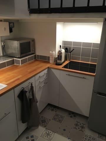 Appartement 60m2 sur jardin - Nogent-sur-Marne - Haus