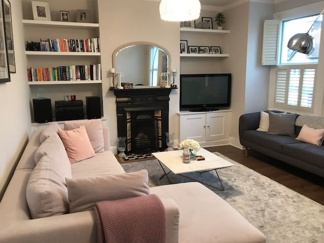 Quiet residential home near London