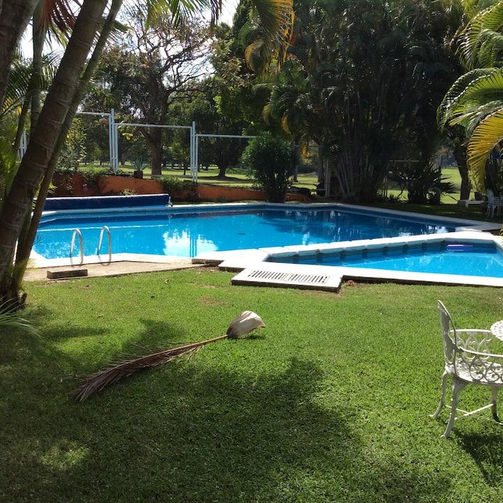 Club de Golf Hacienda San Gaspar: Casa Rosarito