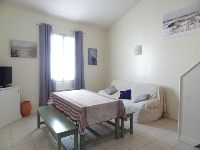 Civelle appartement à La Couarde sur Mer île de Ré