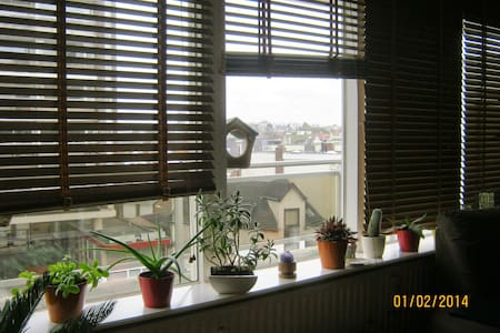 Beach appartment, familyfriendly - Noordwijk