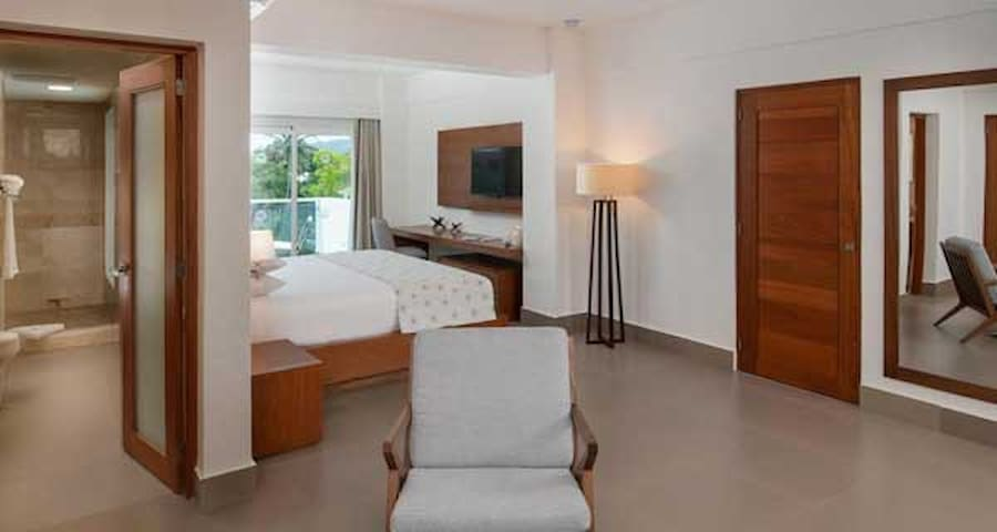 Luxurious Junior Suite- Cabarete-**VIP Experience