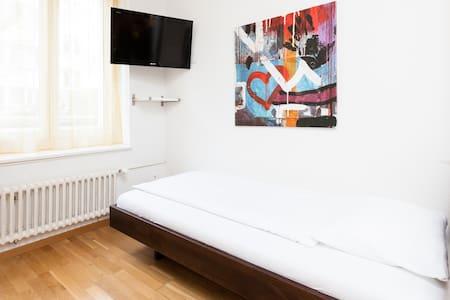 Swiss Star Guesthouse Oerlikon - single room