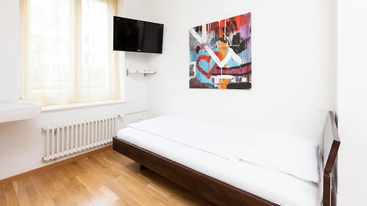Swiss Star Guesthouse Oerlikon - single room