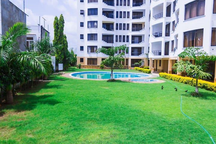 Gerenuk furnished apartments