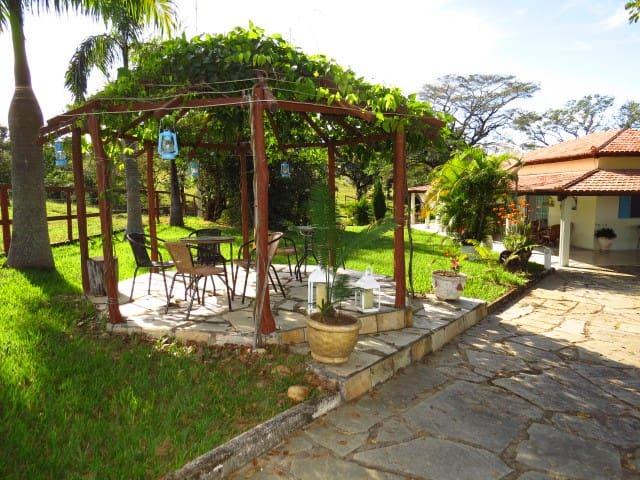 Casa de Campo, Fazenda