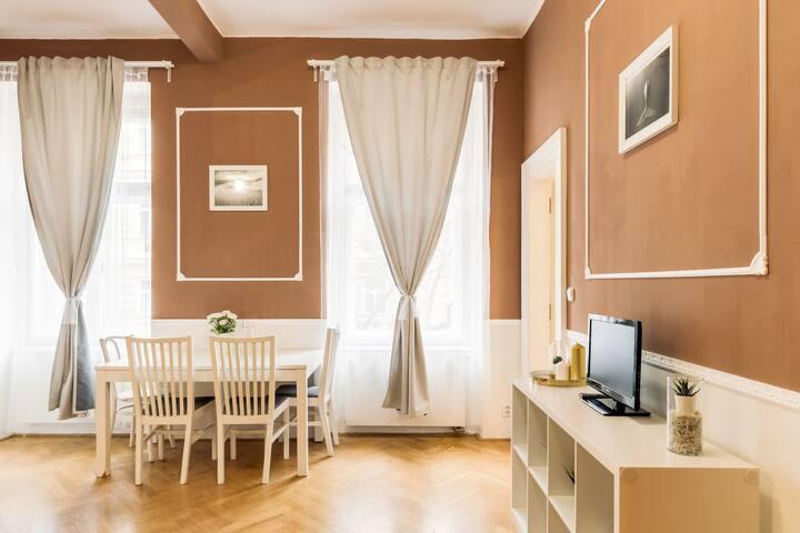 PRESTIGE APARTMENT | PRAGUE CENTR | #3