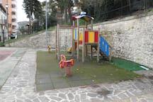 Giochi per bimbi  nel parco