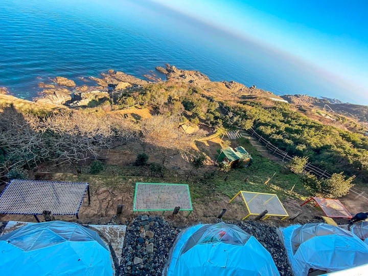 Unique Dome Tent Experience with  All inclusive