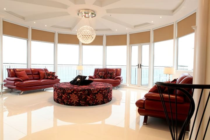 Enniscrone Lighthouse Penthouse