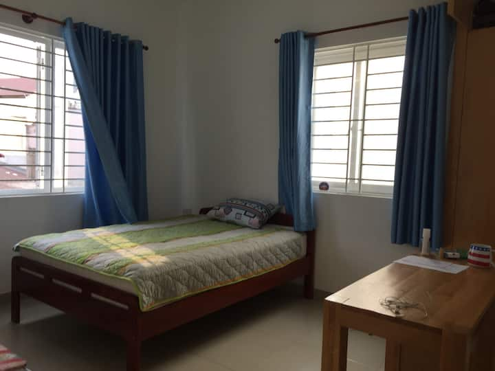 Private Modern room for 2 in New house