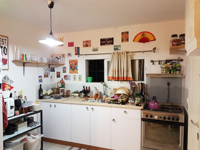 Rural apartment in Tel Aviv - Tel Aviv-Yafa - Ev