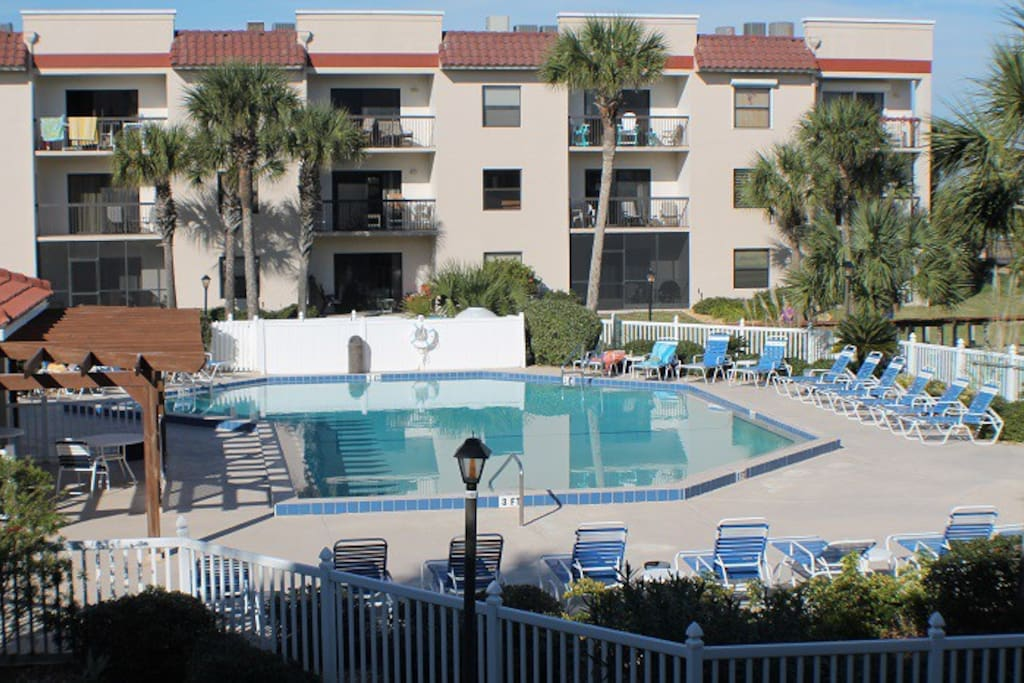 Ocean Village Club L 22 2 Pools Apartments For Rent In St Augustine Florida United States