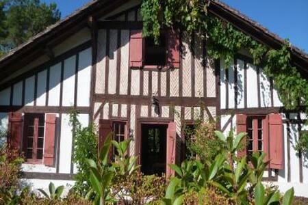 Suite Airial Landes B&B : Nature, Spa, Calme,Océan - Saint-Michel-Escalus