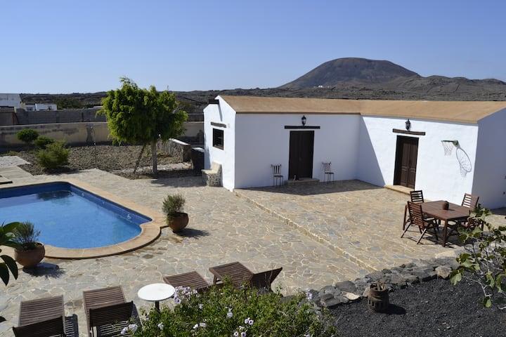 Casa Volcán