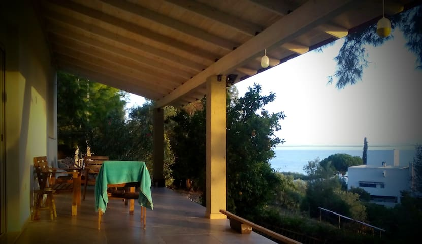 Cottage beach house in the forest near the beach - Chalkidiki - Villa