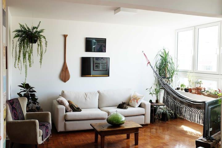 Apartamento Mobiliado no Jardins