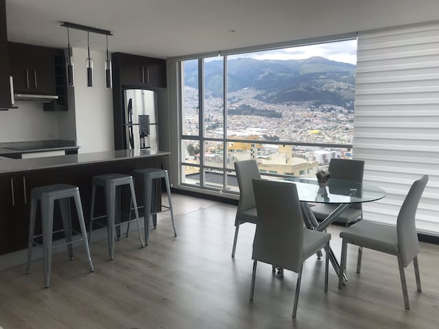 Departamento de lujo-Norte Quito Luxury Department