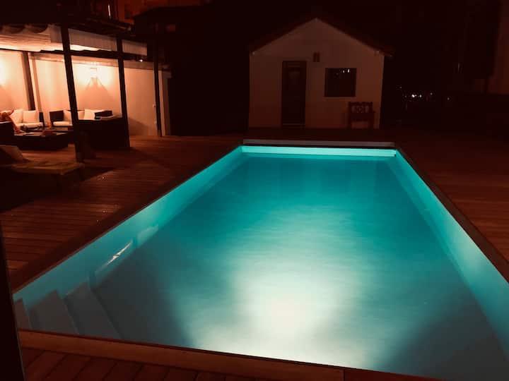 Villa Parisiata Piscine Sauna et Fitness