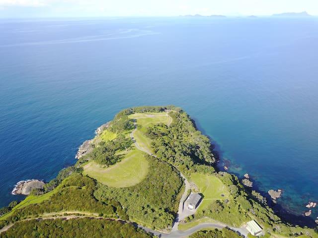 Te Whara - waterfront property