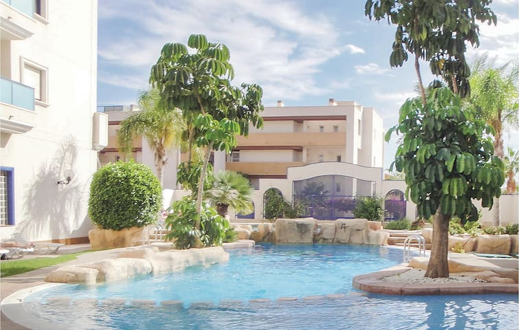 Holiday apartment with 2 bedrooms on 55m² in Orihuela Costa
