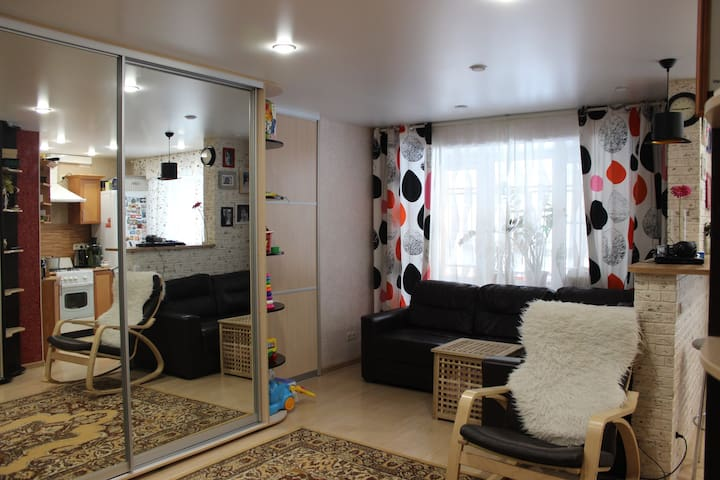 Apartment for the Football World Cup 2018