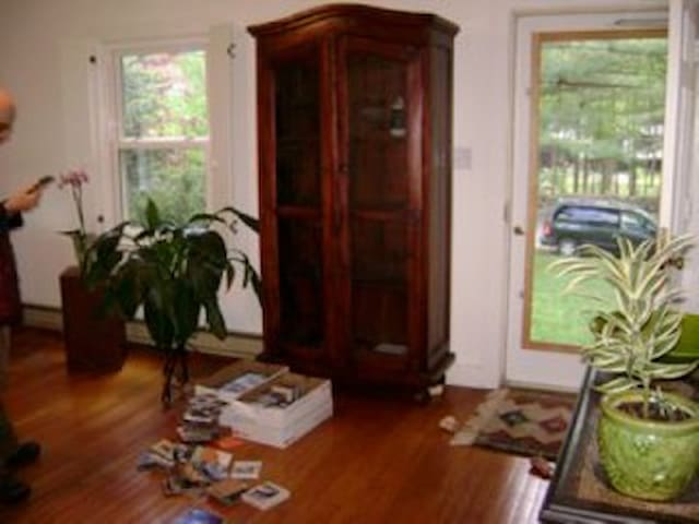 Room in 3  bedroom Cape near Amherst