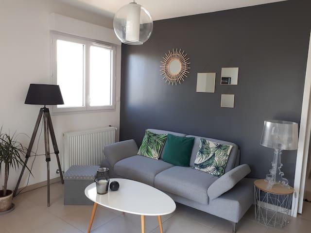 Appartement proche centre ville Ajaccio